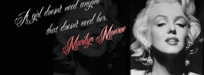 Monroe Fb Cover Facebook Covers