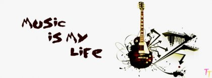 Music Is My Life Fb Cover Facebook Covers