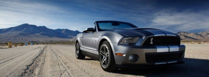 Mustang Shelby Cover Facebook Covers