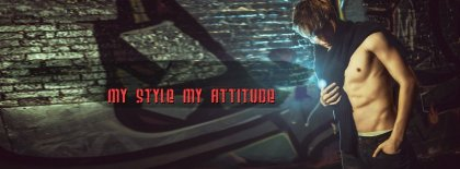 My Style My Attitude Facebook Covers