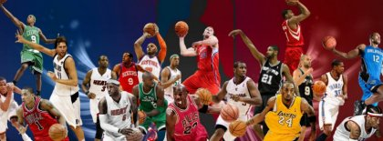 Nba Superstars Facebook Covers
