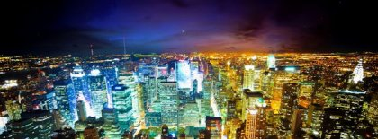 New York City Lights Fb Cover Facebook Covers