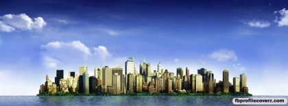 New York City Skyline Fb Cover Facebook Covers