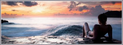 Ocean Watching Nature Fb Cover Facebook Covers