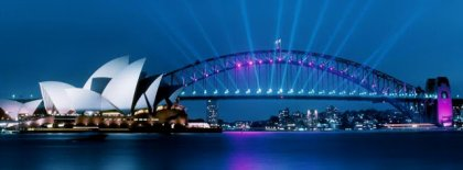 Opera House Harbour Bridge Fb Cover Facebook Covers