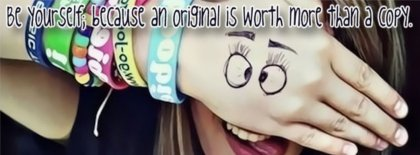 Original Is Worth Cover Facebook Covers
