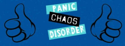 Panic Chaos Disorder Facebook Covers