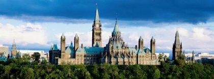 Parliament Building Canada Fb Cover Facebook Covers