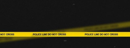 Police Do Not Cross Facebook Covers
