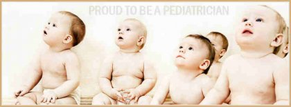 Proud To Be Pediatrician Facebook Covers