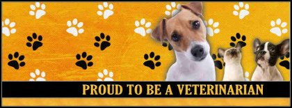 Proud Veterinarian Facebook Covers