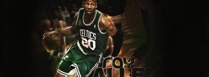Ray Allen Cover Facebook Covers