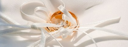 Ribbon Engagement Facebook Covers