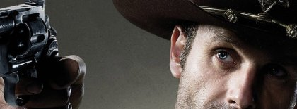 Rick Walking Dead Facebook Covers
