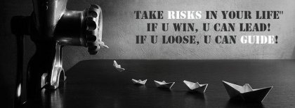 Risk And Guide Facebook Covers