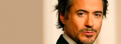 Robert Downey Cover Facebook Covers