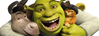 Shrek Cartoon Cover Facebook Covers