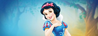 Snow White Cover Facebook Covers