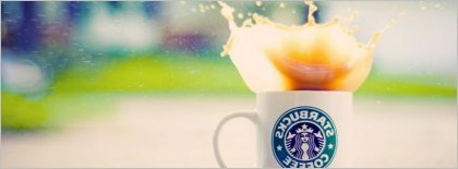 Starbucks Coffee Cover81 Facebook Covers
