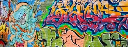 Street Art Abstract Facebook Covers