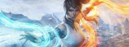 The Legend Of Korra Facebook Covers