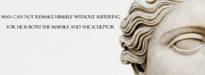 The Sculptor Facebook Covers