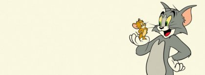 Tom And Jerry Cover Facebook Covers