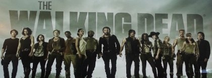 Walking Dead Season 5 Facebook Covers
