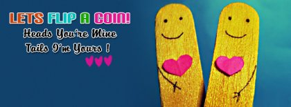 Youre Mine Im Yours Facebook Covers