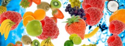 Yummy Fruits Facebook Covers