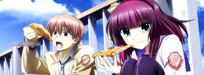 Angel Beats 3 Anime Facebook Covers Facebook Covers
