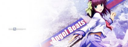 Angel Beats AnimeTimeline Cover Facebook Covers