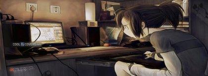 Geek Anime Facebook Covers