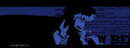 Anime Cowboy Bebop Facebook Covers