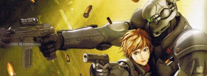 Anime Facebook Covers Appleseed Facebook Covers