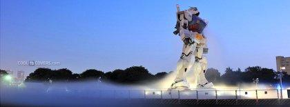 Anime Gundam Facebook Covers