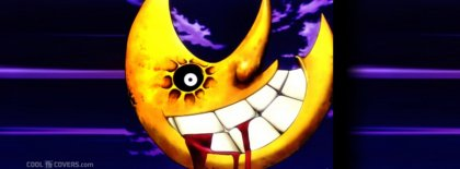 Anime Soul Eater The Moon Facebook Covers