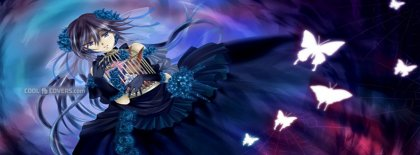 Birdcage Pandora Hearts Anime Facebook Covers