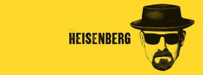 Breaking Bad Heisenberg Hat Facebook Covers