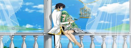 Code Geass Anime Facebook Covers