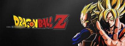 Dragonball Z Anime Facebook Covers