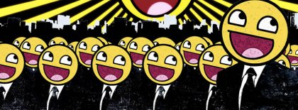 Epic Smiley Meme Fb Cover Facebook Covers