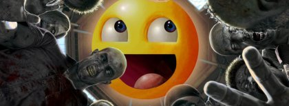 Epic Smiley Zombies Meme Fb Cover Facebook Covers