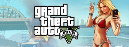 Gta5 Bikini Girl Facebook Covers