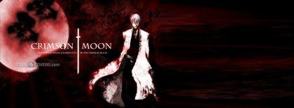 Ichimaru Crimson Moon Bleach Anime Facebook Covers