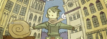 Kino No Tabi Kid Anime Facebook Covers