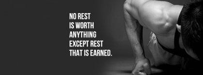 No Rest Facebook Covers