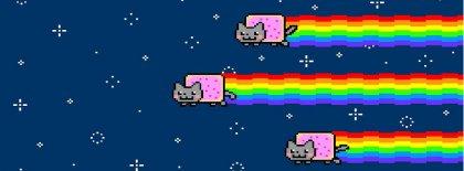 Nyan Cat Meme Fb Cover Facebook Covers