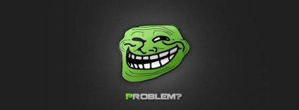 Problem Troll Meme Fb Cover Facebook Covers