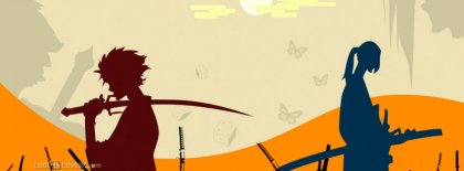 Samurai Champloo 2 Anime Facebook Covers